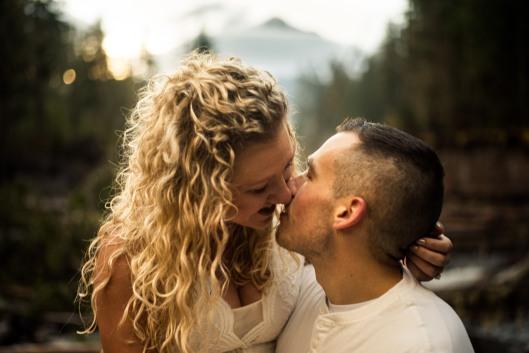 PNW wedding engagement oregon beer wine waterfall adventure-4