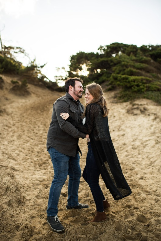 Pacific City Oregon Engagement (1)