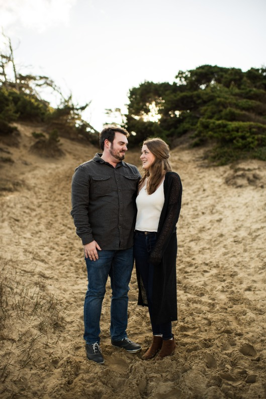 Pacific City Oregon Engagement (2)