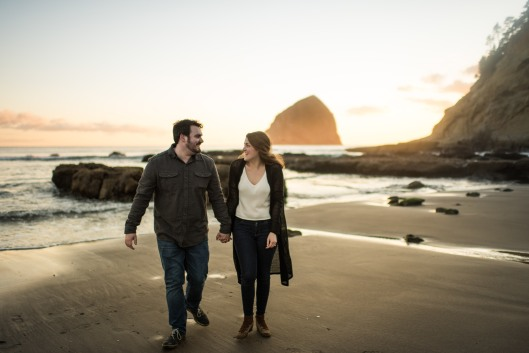 Pacific City Oregon Engagement (27)