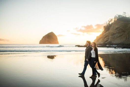 Pacific City Oregon Engagement (28)