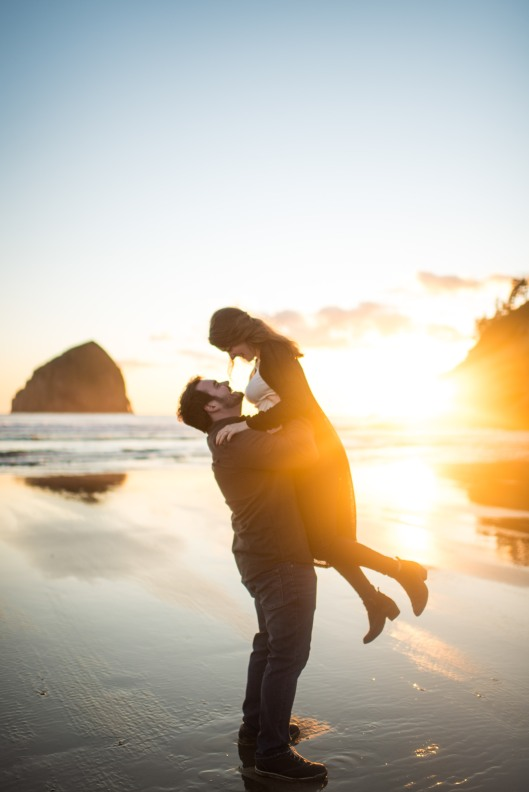 Pacific City Oregon Engagement (29)